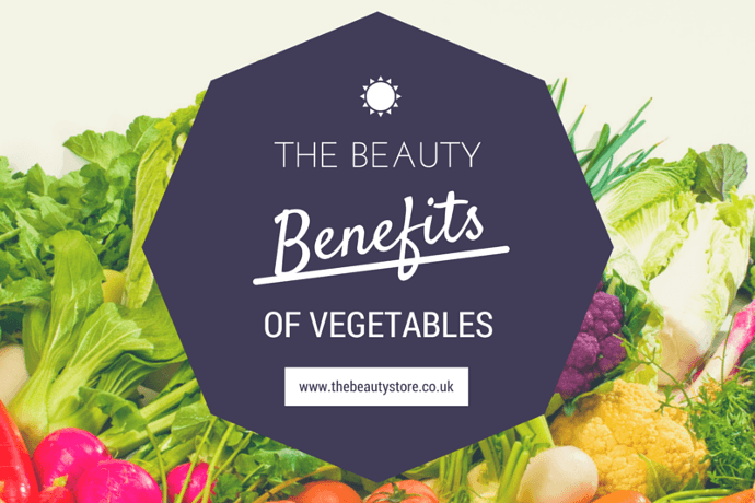 The Beauty Benefits of Veggies