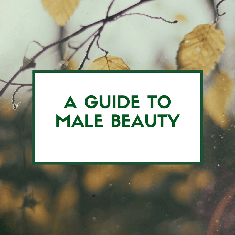 A Guide to Male Grooming