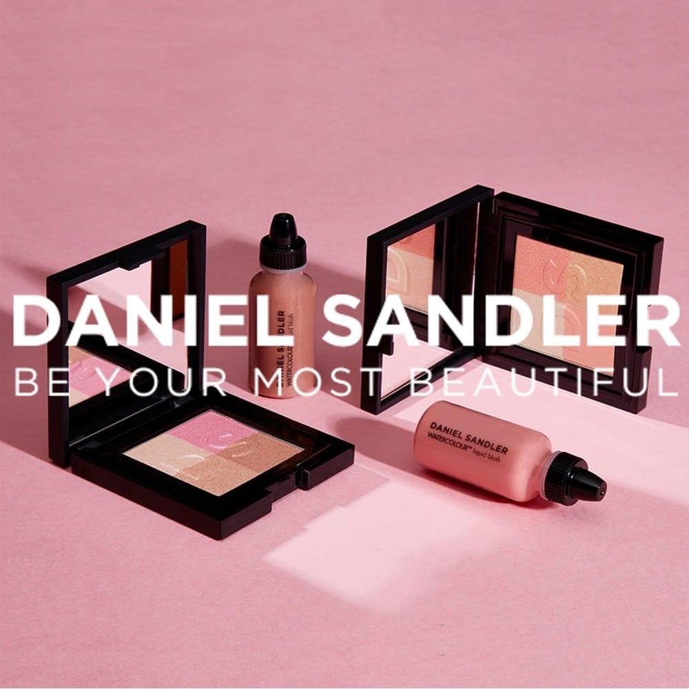 Daniel Sandler Makeup Tips