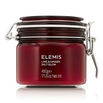 Elemis Lime and Ginger Salt Glow Body Scrub 490g