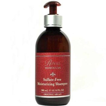 Royal Moroccan Hair Repair Shampoo Sulfate Free 300ml