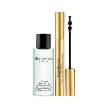 Elizabeth Arden Ceramide Lash Extending Treatment Mascara 7ml & All Gone Makeup Remover 50ml