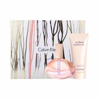 Calvin Klein Endless Euphoria Eau de Parfum Gift Set 75ml