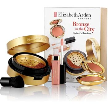Elizabeth Arden Bronze in the City Colour Collection Makeup Set