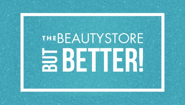 The Beauty Store have a New Website!
