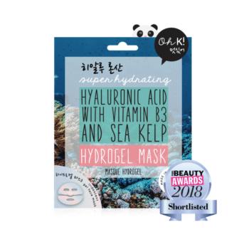 Oh K! Marine Hyaluronic Acid Hydrogel Mask