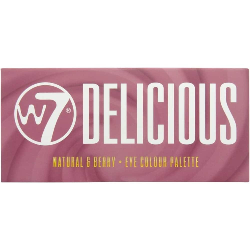 W7 Delicious 14-Piece Eyeshadow Palette