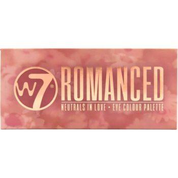 W7 Romanced 14-Piece Eyeshadow Palette