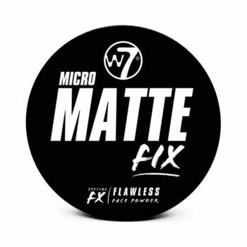 W7 Cosmetics Micro Matte Fix Flawless Face Powder 6g