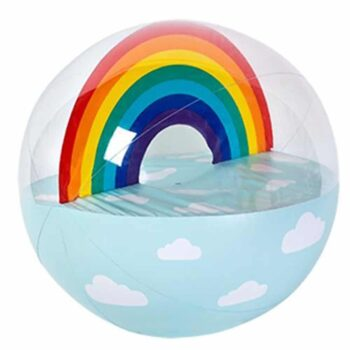 Sunnylife Extra Large Inflatable Beach Ball Rainbow
