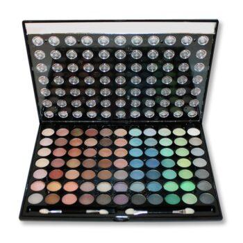 W7 Cosmetics Paintbox 77 Piece Eyeshadow Palette 2