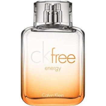 Calvin Klein CK Free Energy Eau de Toilette Spray 100ml