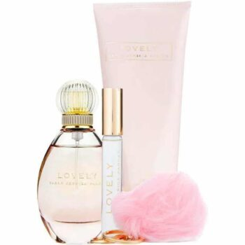 Sarah Jessica Parker Lovely Gift Set EDP 100ml, 10ml and Shower Gel