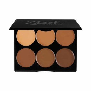 Sleek MakeUP Cream Contour Kit 12g - Dark