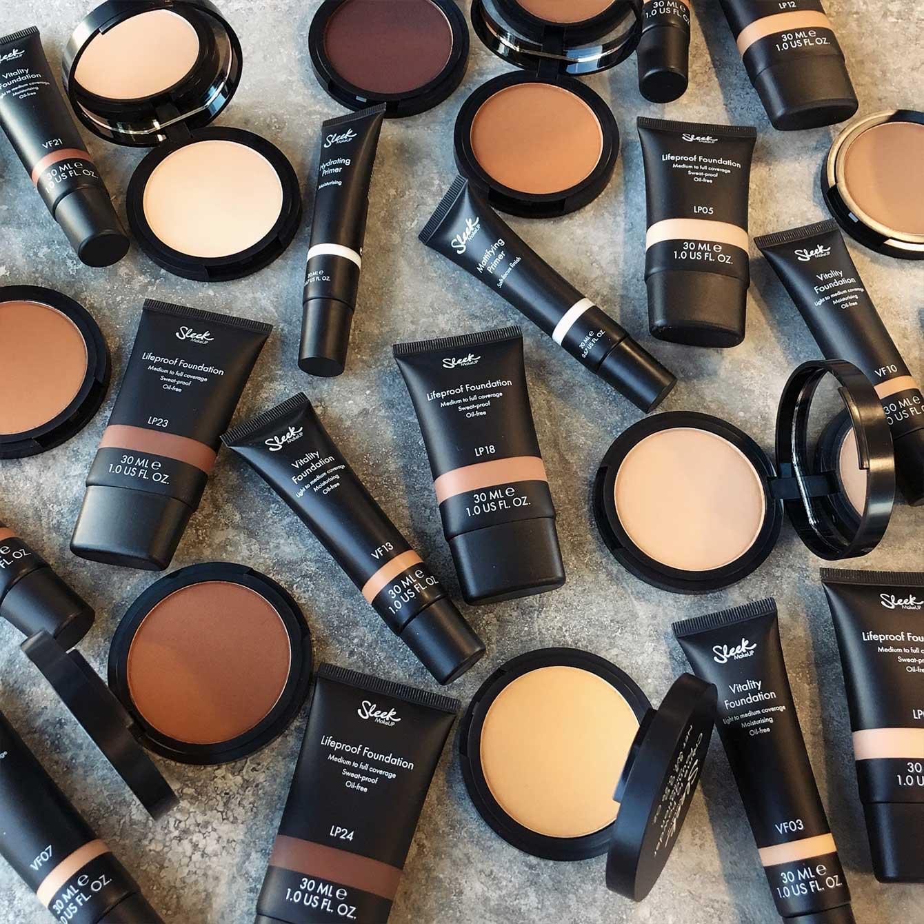 Sleek Makeup Crème To Powder Foundation