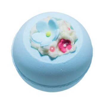 Bomb Cosmetics Cotton Flower Bath Bomb 160g