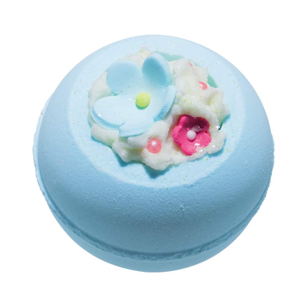 Bomb Cosmetics Cotton Flower Bath Bomb 160g