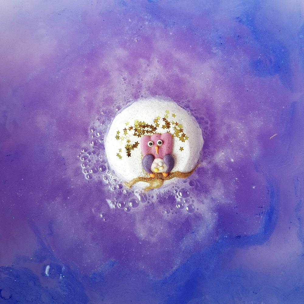 Bomb Cosmetics Night Owl Bath Bomb 160g 1