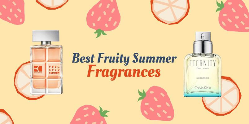 Best Fruity Summer Fragrances