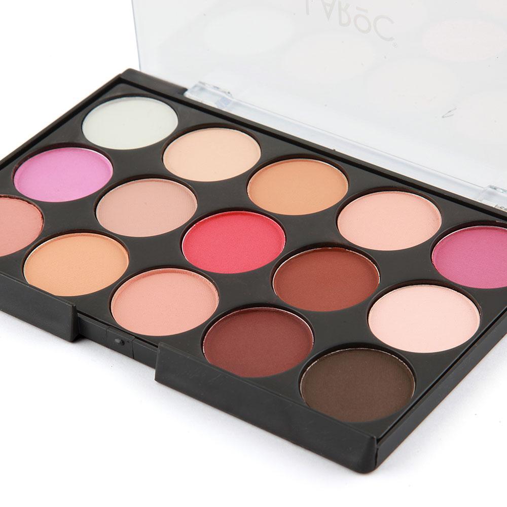 LaRoc 15 Colour Eyeshadow Palette - Autumn Tones 1