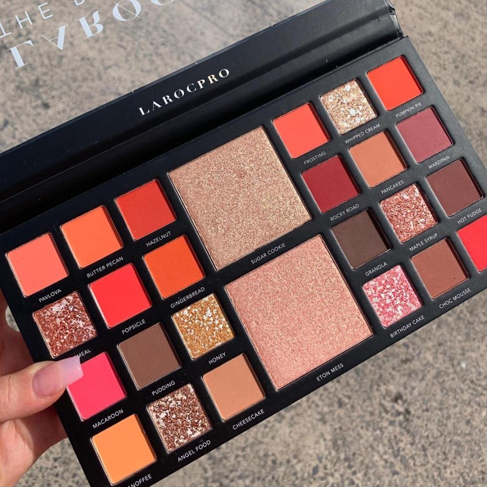 LaRoc Pro 26 Colour Makeup Palette - The Bakery Box 3
