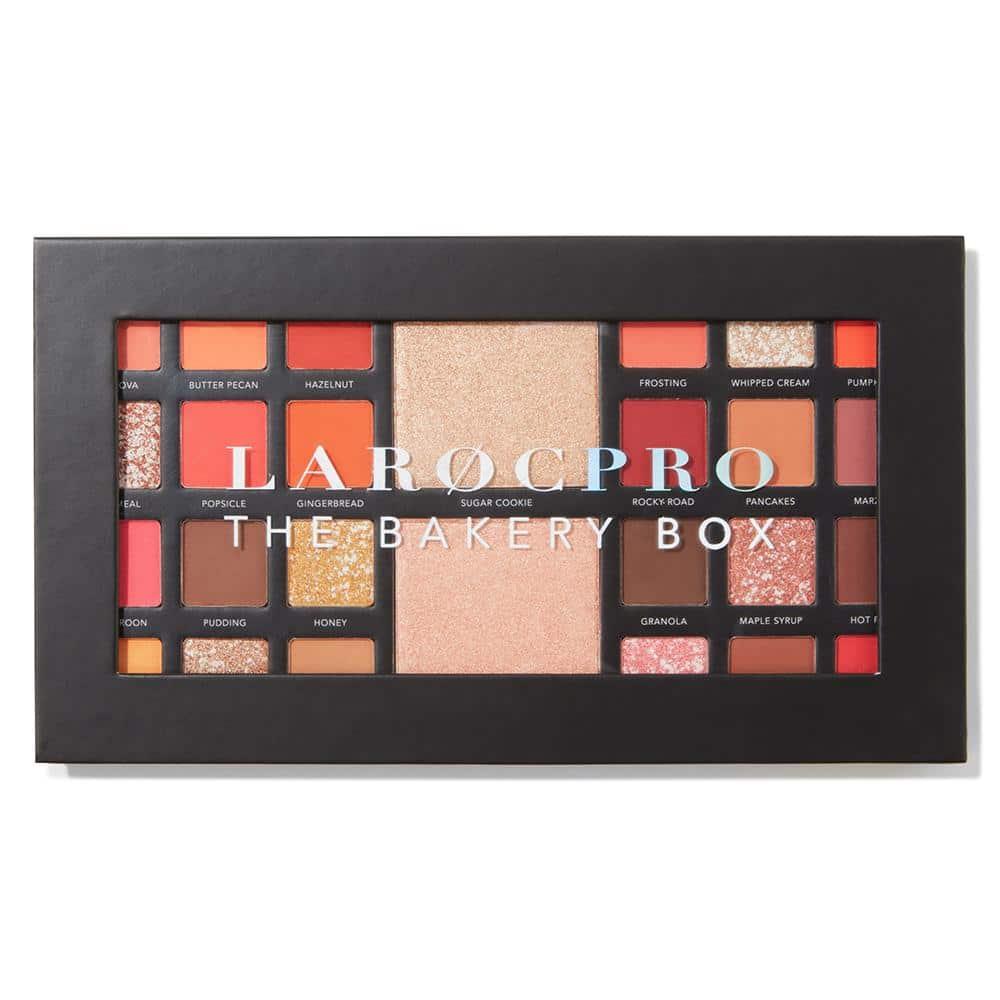 LaRoc Pro 26 Colour Makeup Palette - The Bakery Box 4