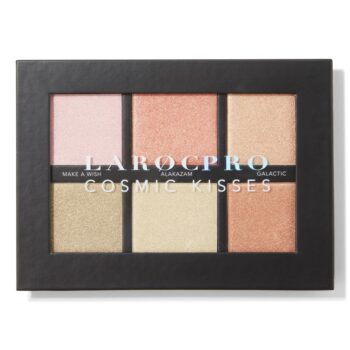 LaRoc Pro 6 Highlighter Palette - Cosmic Kisses
