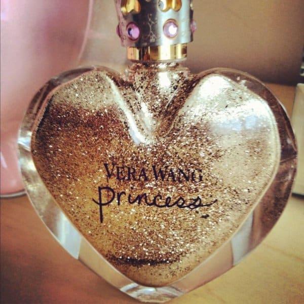 Perfume Bottle Glitter