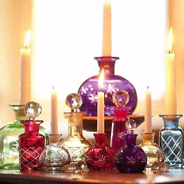 Perfume Candle Holders