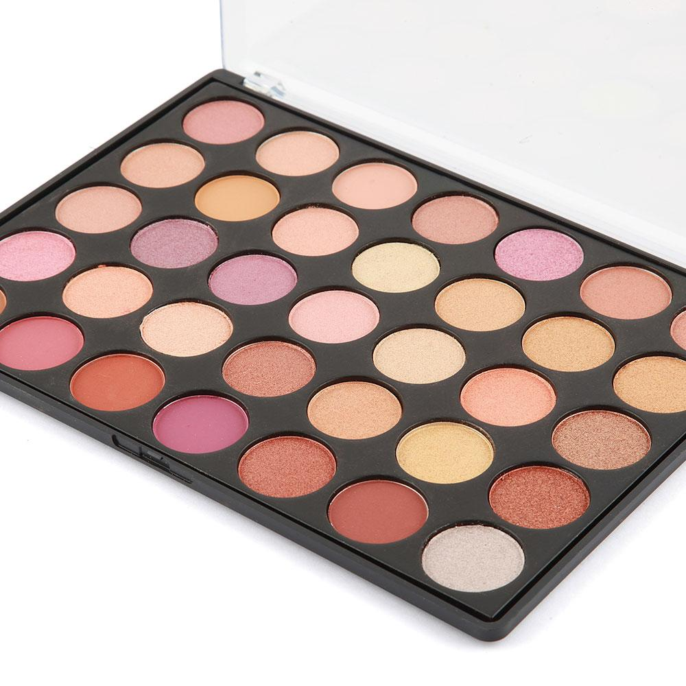 LaRoc 35 Colour Eyeshadow Palette - Beach Club 1