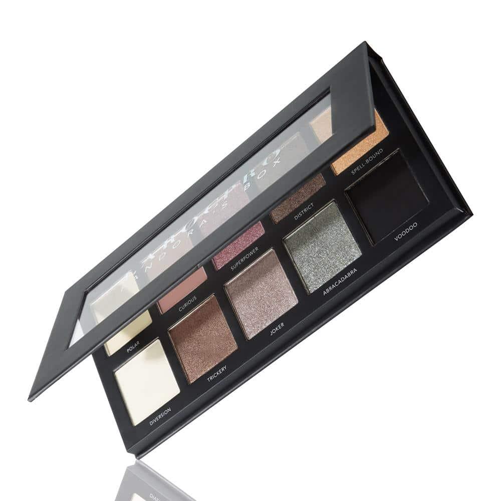 LaRoc Pro 10 Colour Eyeshadow Palette - Pandora's Box 1