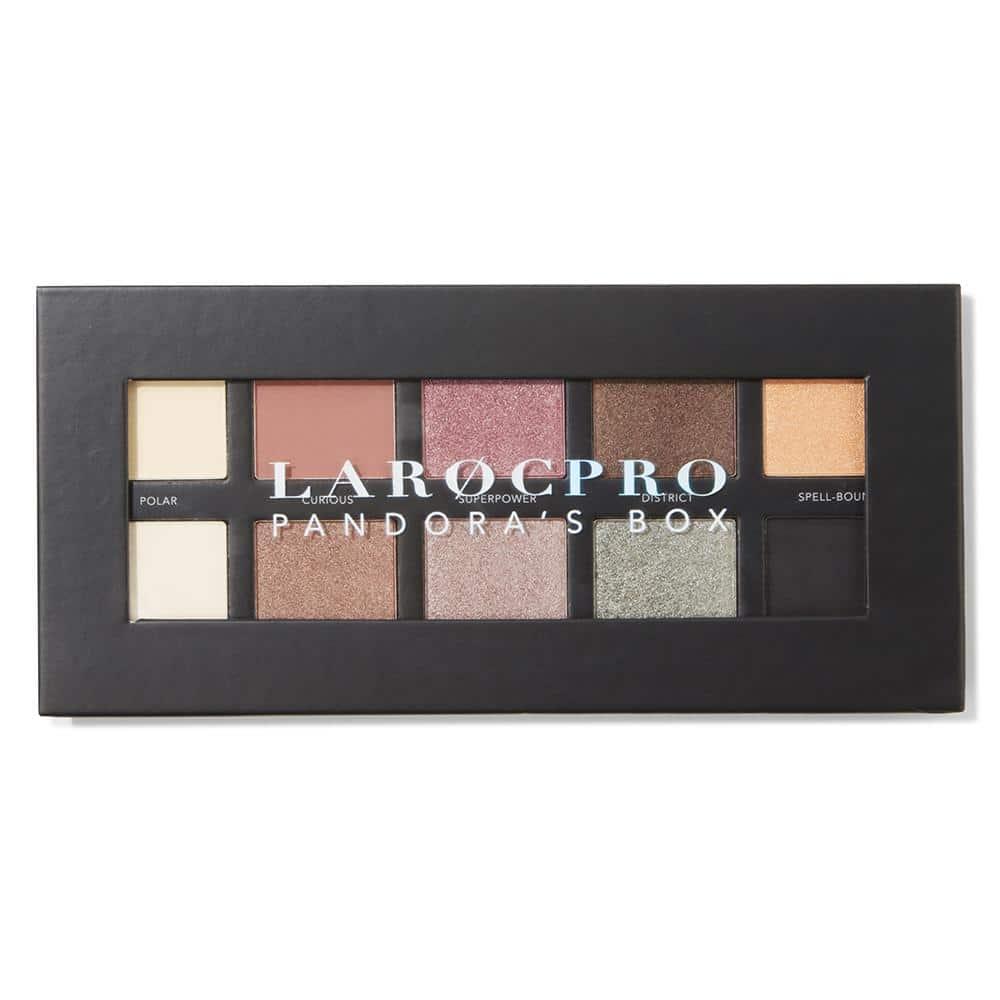 LaRoc Pro 10 Colour Eyeshadow Palette - Pandora's Box 4