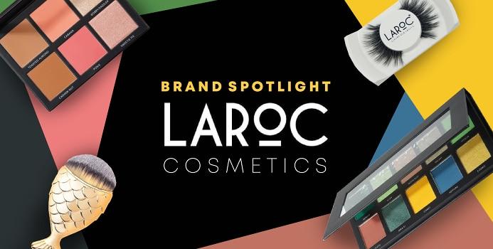 Brand Spotlight: LaRoc Cosmetics