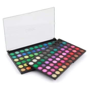 LaRoc 120 Colour Eyeshadow Palette - Summer