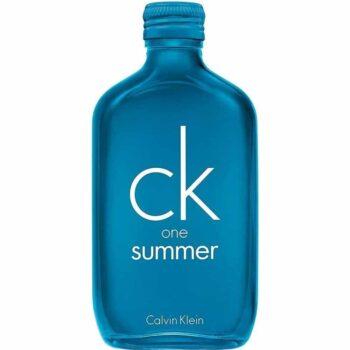 Calvin Klein CK One Summer 2018 Eau de Toilette Spray 100ml