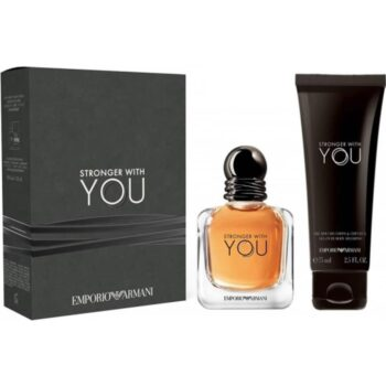 Emporio Armani Stronger with You Gift Set