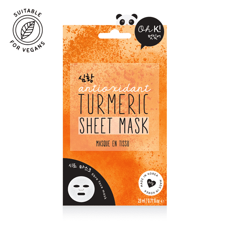 Oh K! Turmeric Sheet Mask