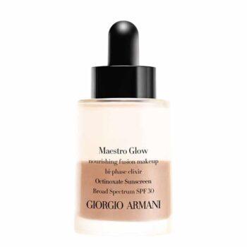 Giorgio Armani Maestro Glow Nourishing Fusion Makeup SPF 30 - 7