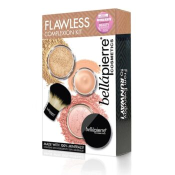 Bellapierre Cosmetics Flawless Complexion Cream Kit - Medium