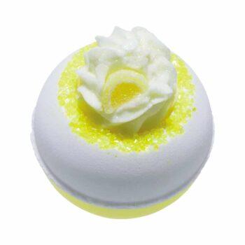 Bomb Cosmetics Lemon da Vida Loca Bath Bomb 160g