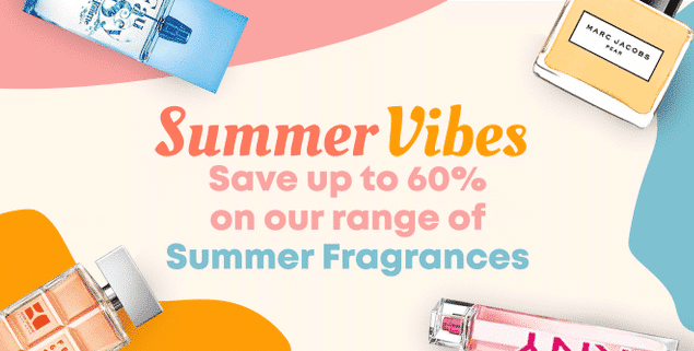 Summer Vibes – Our Best Summer Fragrances