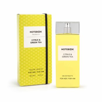 Notebook Citrus & Green Tea Unisex Eau de Toilette Spray 100ml