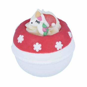 Bomb Cosmetics All I Want for Christmas is U-nicorn Bath Bomb 160g