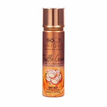 So Unique Truffle Cream Body Mist 150ml