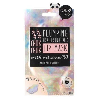 Oh K! Chok Chok Plumping Lip Mask