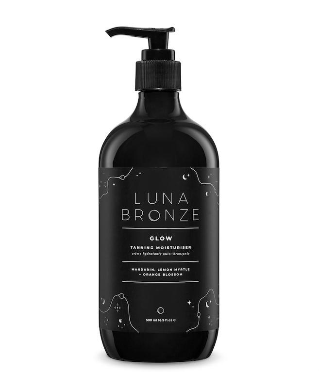 Luna Bronze Glow Gradual Tanning Moisturiser 500ml