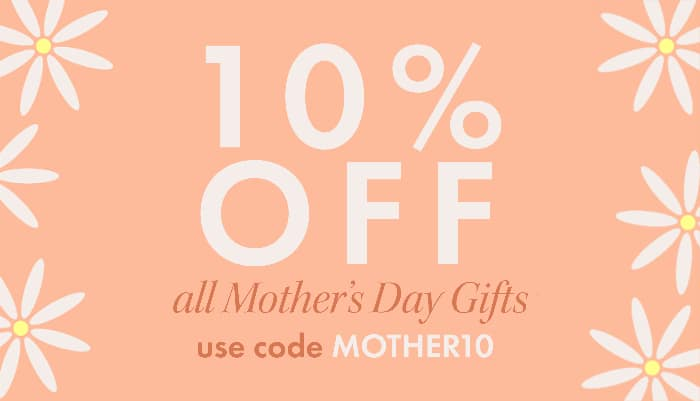 Mother's Day Discount