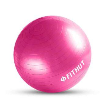 FITHUT Gym Ball 65cm - Pink