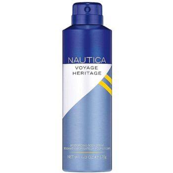 Nautica Voyage Heritage Deodorant Body Spray 170g