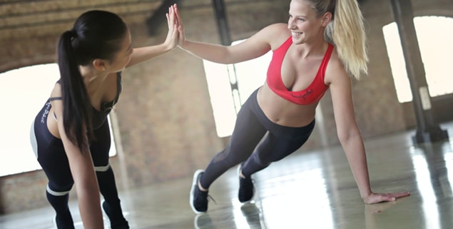 The Beauty Benefits of Exercise